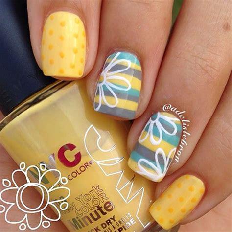spring flower nail art designs ideas trends