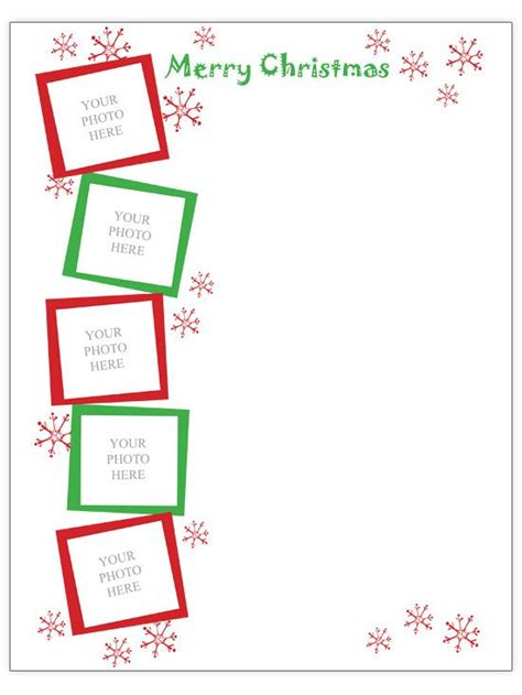 christmas letter templates merry christmas