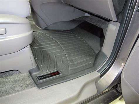honda odyssey all weather floor mats 2012 weathertech front auto floor mat single black