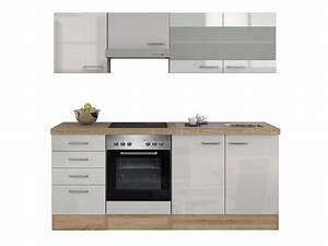 Günstige Küchen Kaufen Mit Elektrogeräten : k chenzeilen mit elektroger ten ohne k hlschrank kaufen ~ Watch28wear.com Haus und Dekorationen