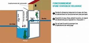 Pompe De Relevage Assainissement : assainissement refoulement ~ Melissatoandfro.com Idées de Décoration