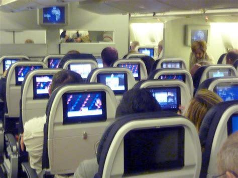 interieur boeing 777 air avis du vol air singapore en economique