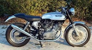 Banquer 920  U2013 Norton Featherbed With Yamaha Virago Engine