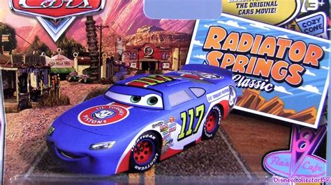 Disney Cars Lil Torquey Piston #117 Radiator Springs