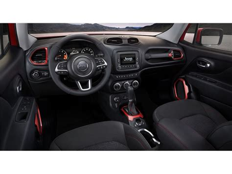 jeep renegade 2018 interior jeep renegade prices reviews and pictures u s news
