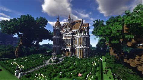 victorian villas minecraft