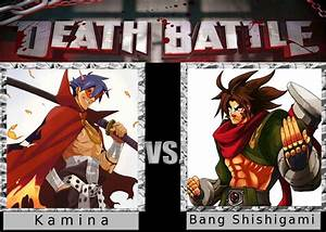 Death Battle: Bang vs. Kamina by SpikeJet2736 on DeviantArt