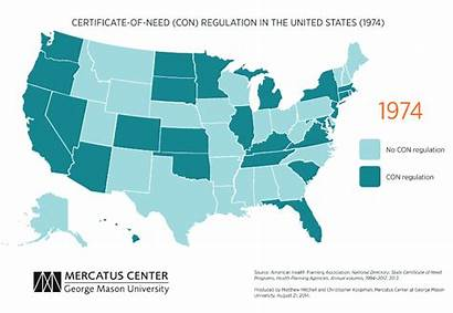 State Con Certificate Need Health Laws Access