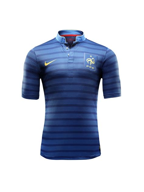 france  national team home kit nike news