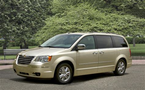 2010 Chrysler Town And Country Specs by 2010 Chrysler Town Country Design Cars Top Ten Reviews
