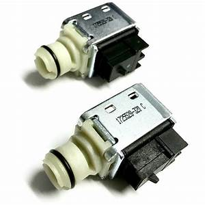 Service Manual  How To Replace Shift Solenoid 1993