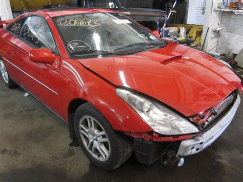 Toyota Celica Parts by Parting Out 2000 Toyota Celica Stock 130273 Tom S