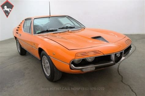 Alfa Romeo Montreal For Sale Usa by 1972 Alfa Romeo Montreal Is Listed Sold On Classicdigest