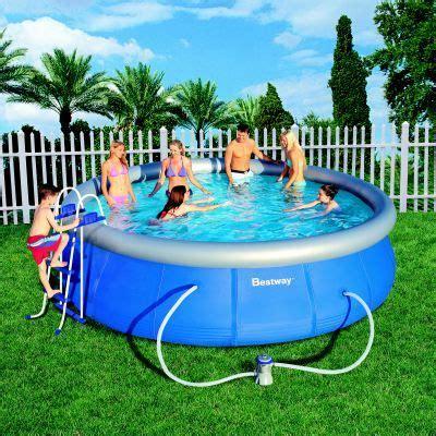 piscine autoportante bestway 4 57 x 1 07m achat vente piscine piscine autoportante bestway