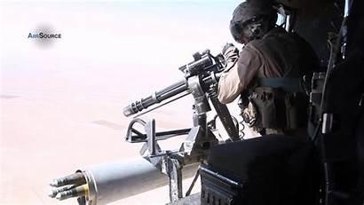 Gunner Door Helicopter Uh 1y Venom Action