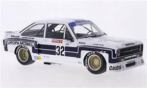 Ford Escort II RS 1800 No32 Europa Mobel DRM Nurburgring