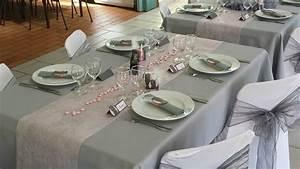 Deco Table Rose Et Gris : gris tous les messages sur gris orely scrap ~ Melissatoandfro.com Idées de Décoration