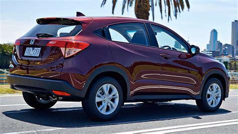 Review Honda Hrv by 2015 Honda Hr V Vti Review Road Test Carsguide