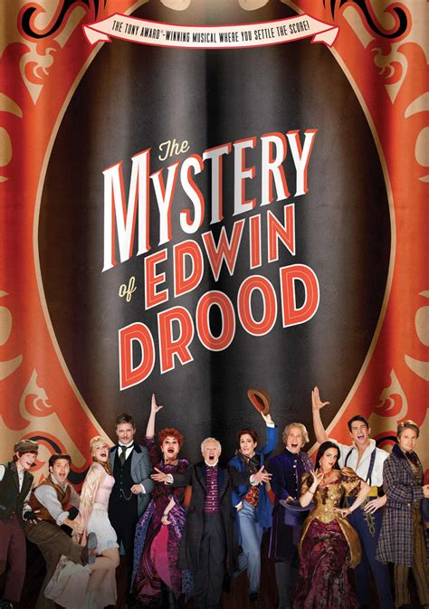 mystery  edwin drood roundabout theatre company