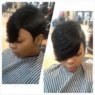 Best 25 ideas about 27 piece hairstyles find what youll love 27 piece quick weave hairstyles short hair urmus Images