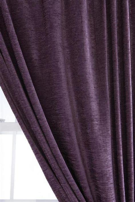 purple velvet drapes urbanoutfitters gt textured velvet curtain