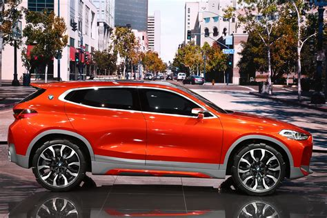 X2 Concept by Check Out Bmw S Turning X2 Concept In Real