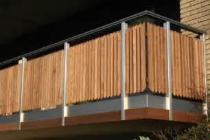 balkon alu profile rheinhessischer holzhandel balkone geländer
