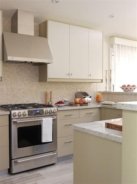 L Shaped KItchen   Transitional   kitchen   Sherwin