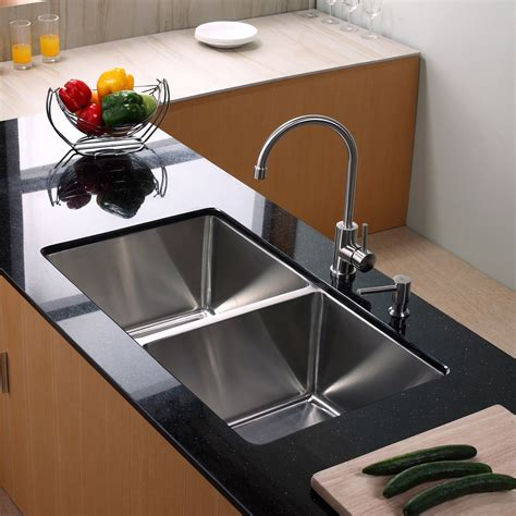 Double Kitchen Sinks With Drainboards Australia  Wow Blog