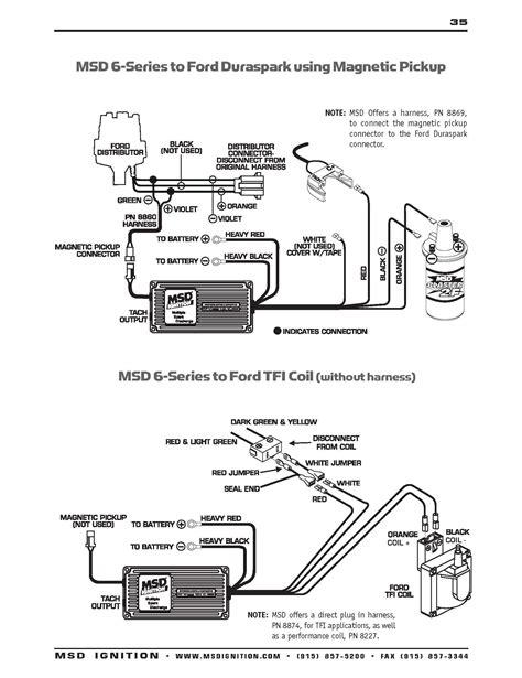 msd 6al 2 wiring diagram free wiring diagram