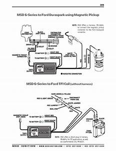 Msd 6a Wiring Diagram Ford