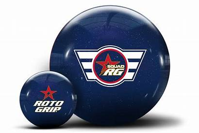 Ball Bowling Grip Clear Roto Rg Poly