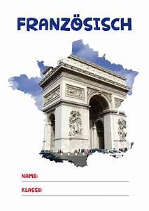 Ich Weiß Französisch : franz sisch deckblatt pdf zum ausdrucken kribbelbunt ~ Watch28wear.com Haus und Dekorationen