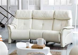 himolla sofa himolla chester 3 seater curved recliner midfurn furniture superstore