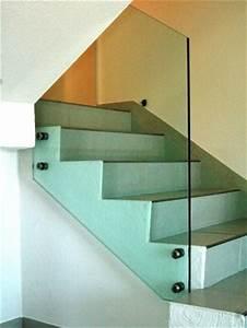 Treppengeländer Mit Glas :  ~ Markanthonyermac.com Haus und Dekorationen