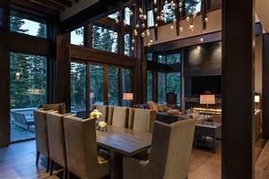 Rustic Modern Great Room Studio V HGTV