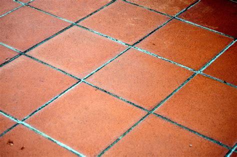 Diy Small Kitchen Ideas - overview of terracotta floor tiles