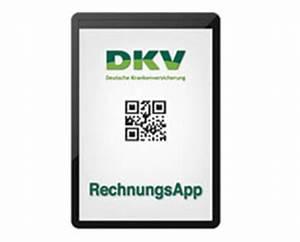 Dkv Rechnung Einreichen : dkv rechnungsapp arztrechnung via app einreichen ratgeber ~ Themetempest.com Abrechnung