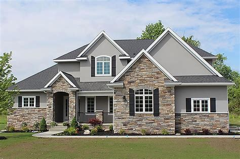 Traditional Style House Plan 4 Beds 3 50 Baths 2495 Sq