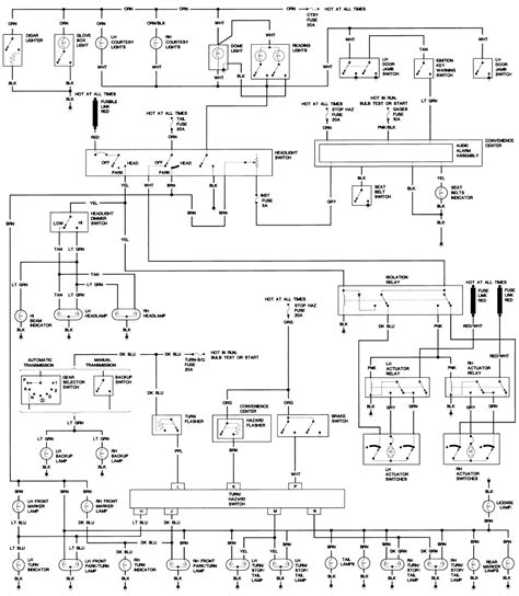 1985 Ford E250 Wiring Diagram by Repair Guides
