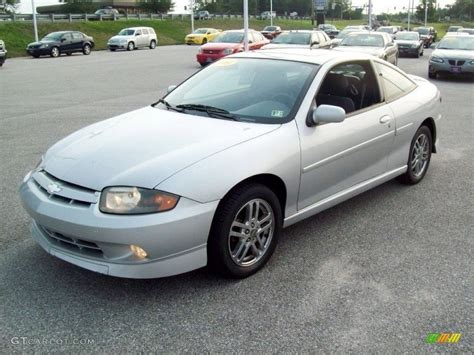Chevrolet Cavalier 2004 by 2004 Chevrolet Cavalier Coupe J Pictures Information