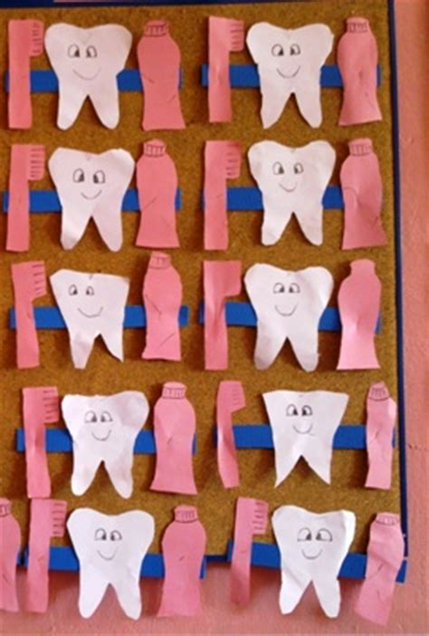 preschool teeth projects  good dental health