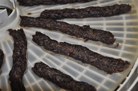 Of course alton brown has a beef jerky recipe. Beth's Favorite Recipes: Hamburger Beef Jerky