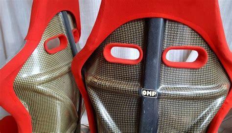 siege baquet momo momo omp corse siège baquet pour challenge