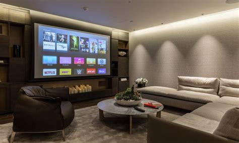 crestron smart home showroom  chelsea london pro