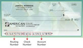 Business Check Routing Number | www.galleryhip.com - The ...