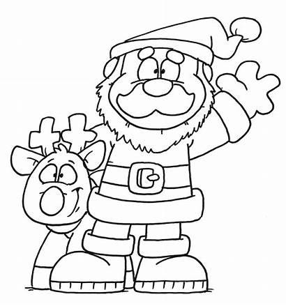 Dustin Pike Coloring Random Pages Reindeer Digi