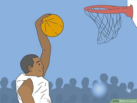 easy ways  dunk  pictures wikihow