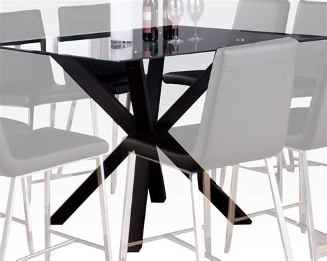 Glass Counter Height Table Lenia by Acme Furniture AC71000