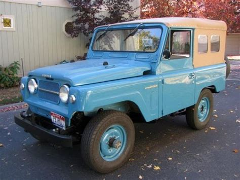 1967 nissan patrol parts our 1967 nissan patrol soft top
